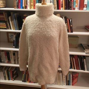 Aritzia Sweaters - ARITZIA WILFRED FREE soft mohair boucle turtleneck